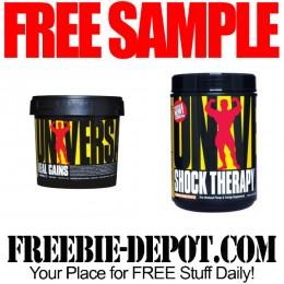 Free-Sample-Universal