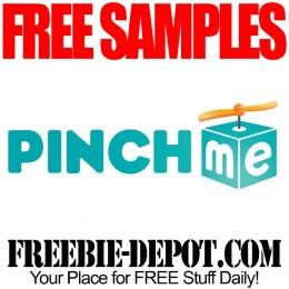 Free-Samples-Pinch-Me