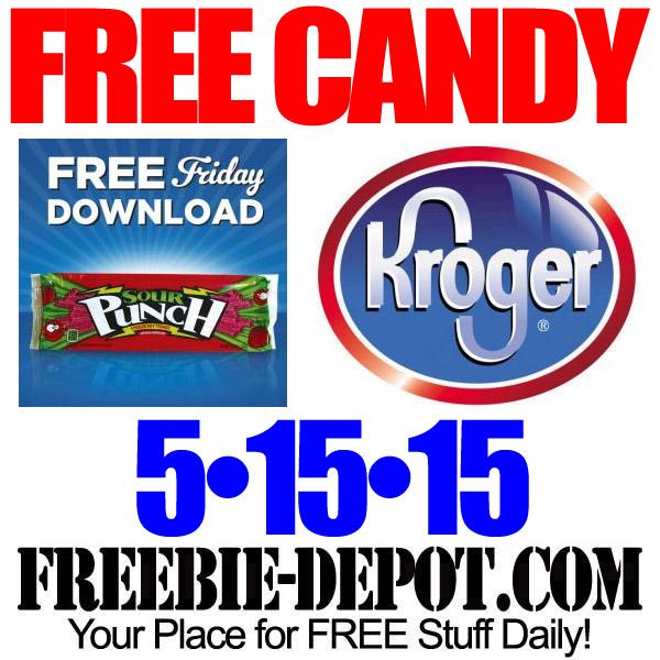 Free Sour Punch Kroger