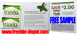 Free Artificial Sugar Sample