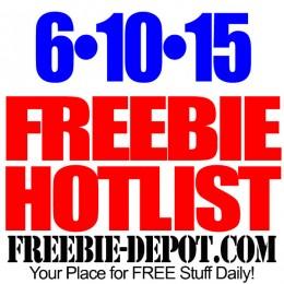 Daily-Freebie-Hotlist-6-10-15