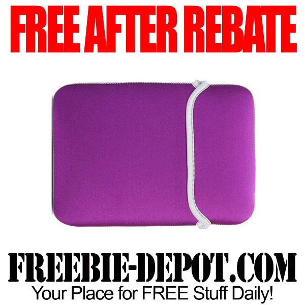 Free After Rebate Compact Tablet Sleeve