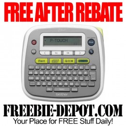Free-After-Rebate-Label-Maker