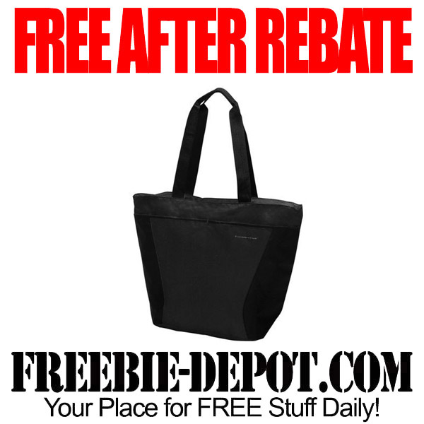 Free After Mail In Rebate Satchel