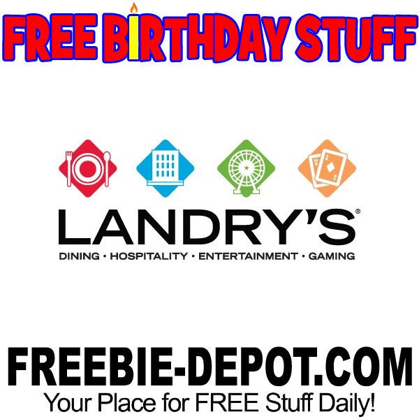 Join The Landry S Select Club For A Free 25 Birthday Reward