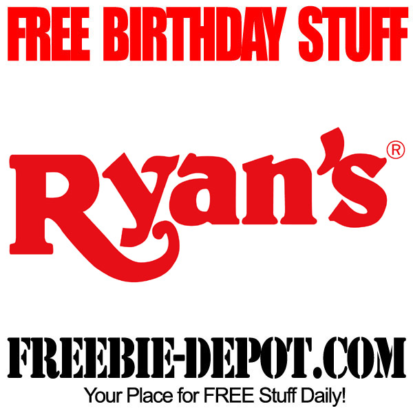 Free Birthday Ryans Buffet