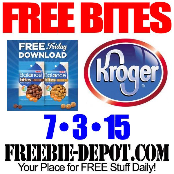 Free Balance Bites Kroger