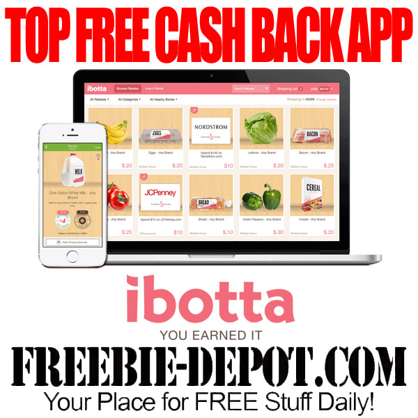 FREE Cash Back Rebate App – FREE Grocery Money – FREE Online
