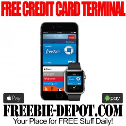FREE Apple Pay Mobile Payment Credit Card Machine – FREE Android Pay Terminal