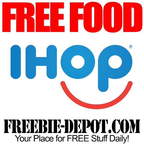 Free-Food-IHOP