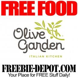 Free-Food-Olive-Garden