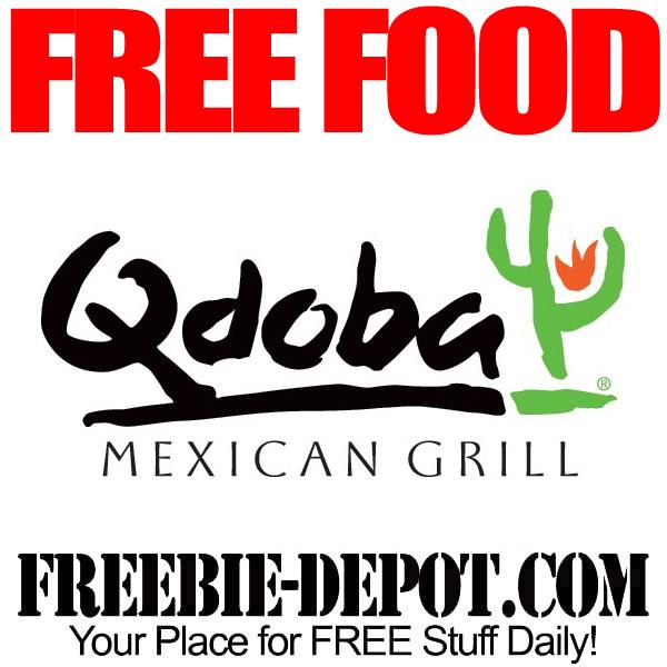 Free-Food-Qdoba