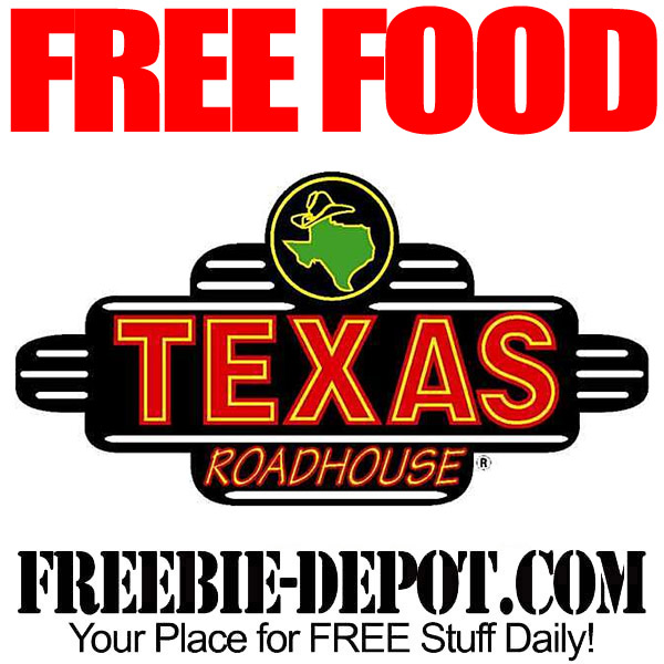 Free Food Sign free food – texas roadhouse – free appetizer and ...