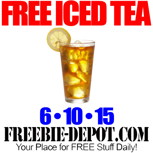 Free-Iced-Tea-Day