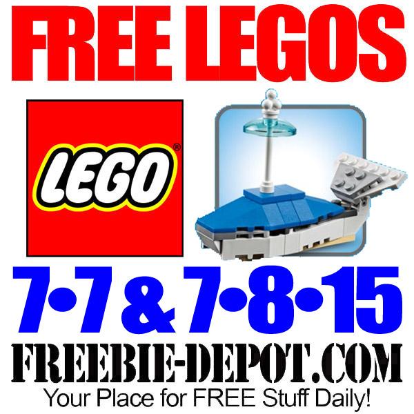 Free Lego Whale