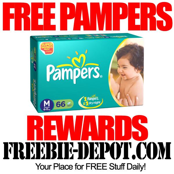 Free Diaper Rewards