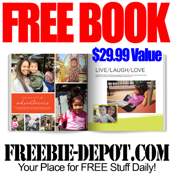 Free Custom Photo Book