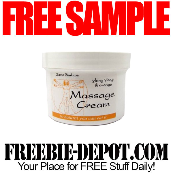 Free-Sample-Massage-Cream