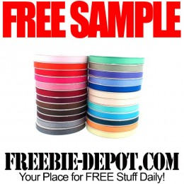 Free-Sample-Ribbon