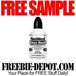 Free-Sample-Sinus-Rinse