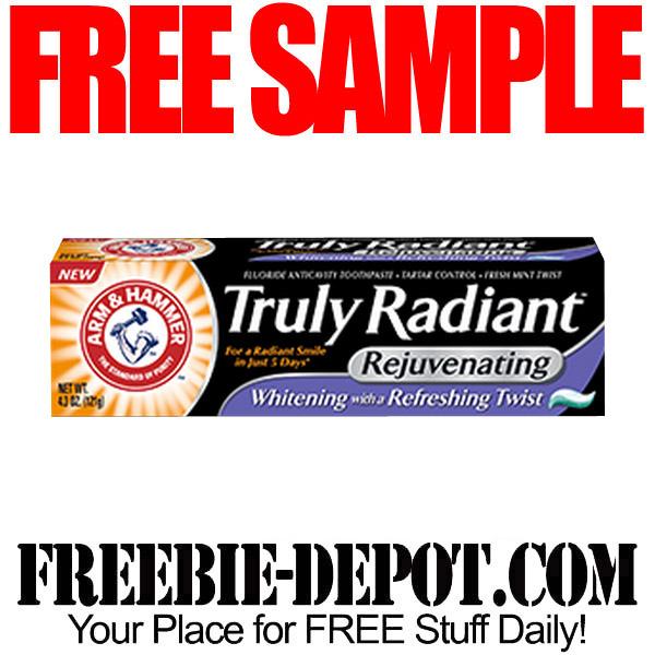 Free-Sample-Toothpaste