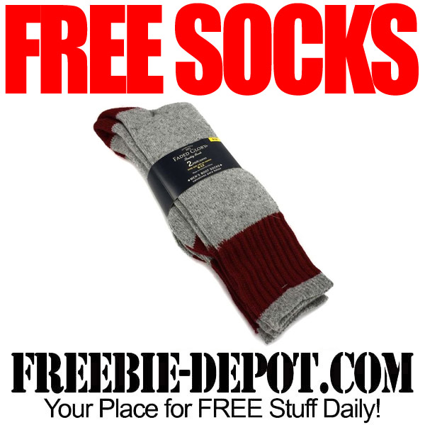 Free Socks for Men