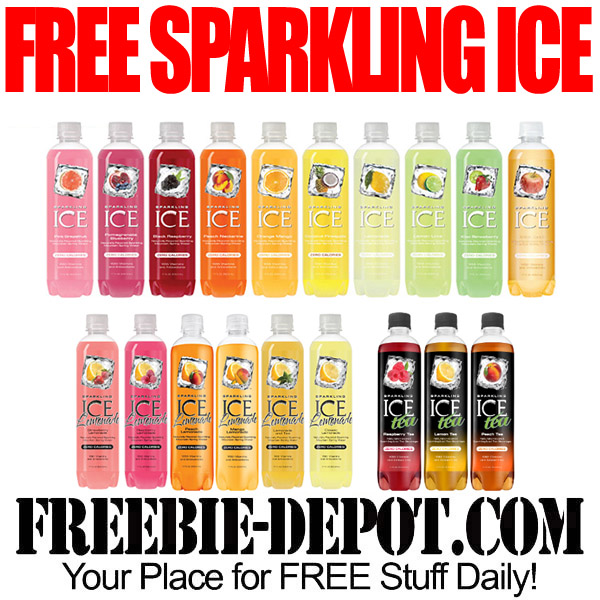 Free Sparkling Ice Tea