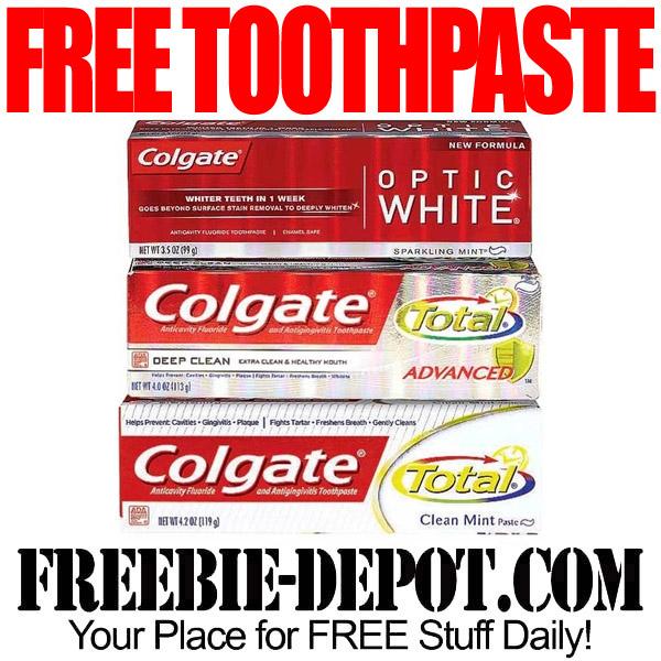 Free-Toothpaste-Colgate