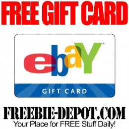 Free-eBay-Gift-Card