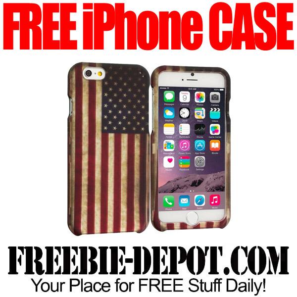 Free iPhone Case USA