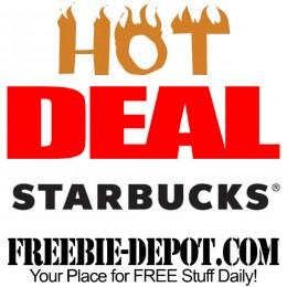 Hot-Deal-Starbucks