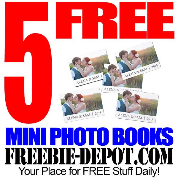 FREE Mini Personalized Bridesmaid Books