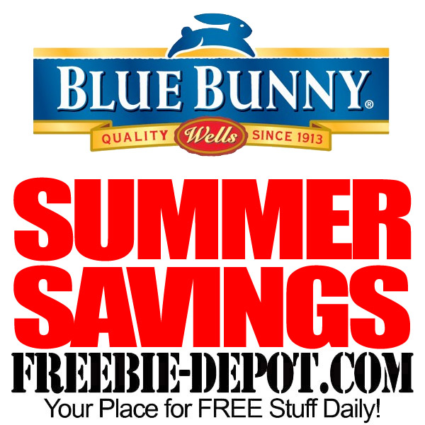 Blue Bunny Coupons