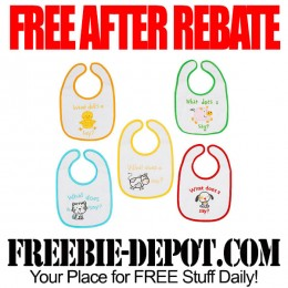 FREE AFTER REBATE – Koala Baby 5-Pack Small Feeder Character Bibs from Babies'R'Us – Exp 8/2/15