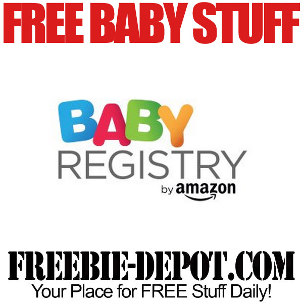 Free Baby Stuff from Amazon