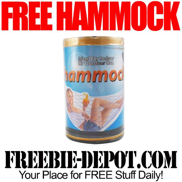 Free Relaxing Hammock