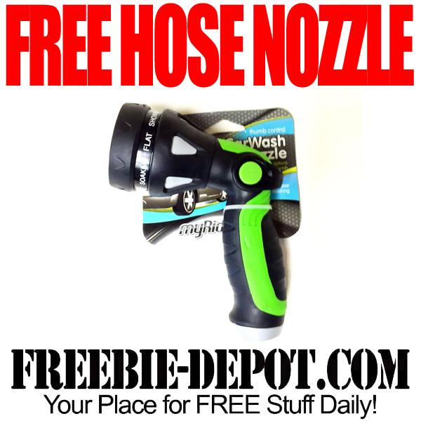 Free-Hose-Nozzle