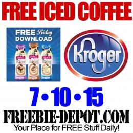 Free-Kroger-Iced-Coffee