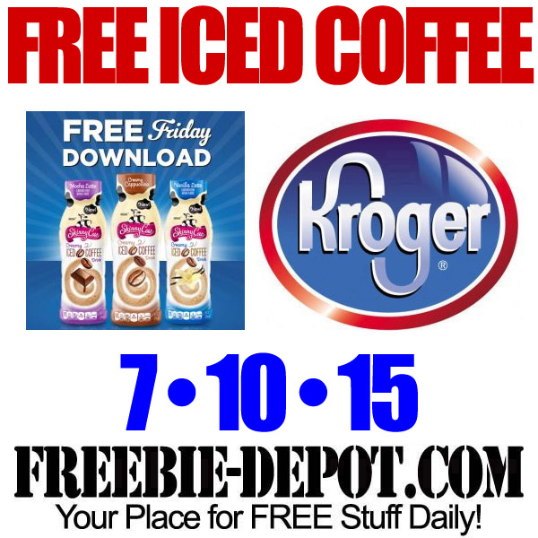 Free-Kroger-Iced-Coffee