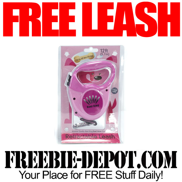 Free Leash for Dogs