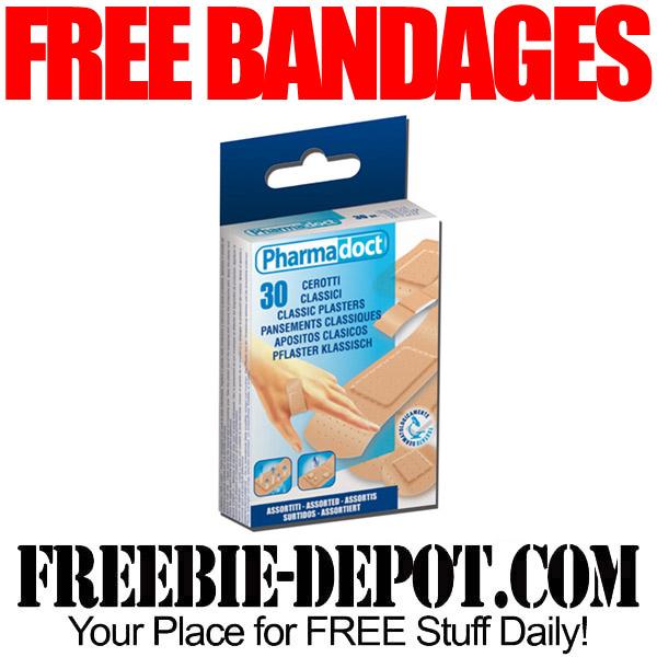 Free Plasters Bandages