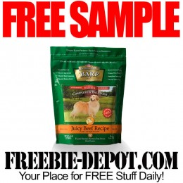 FREE SAMPLE – BARF Premium Dog Food – FREE Pet Sample