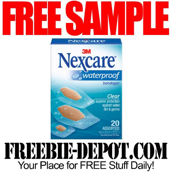 Free-Sample-Bandage