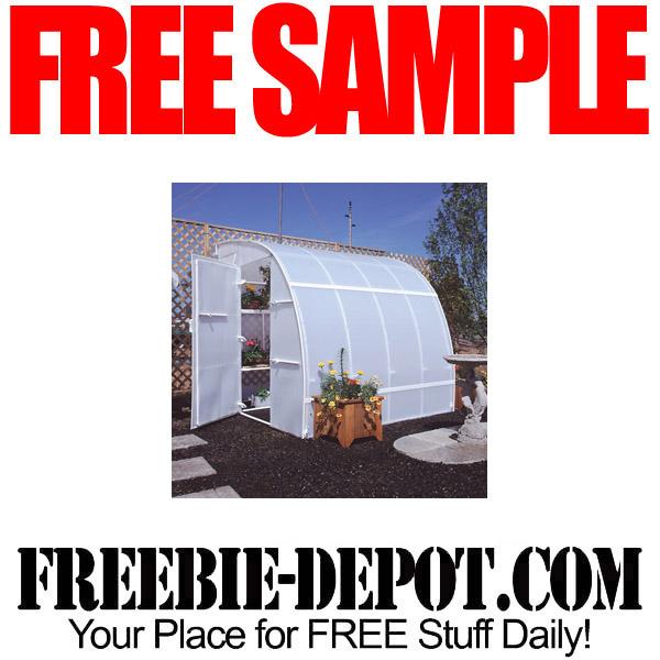 Free-Sample-Greenhouse