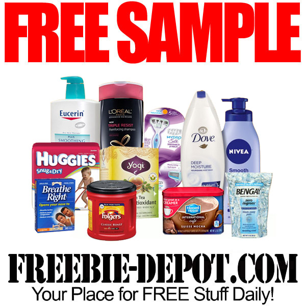 Free Samples of Healthy Products