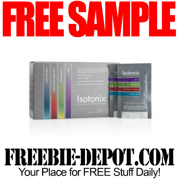 Free-Sample-Isotonix