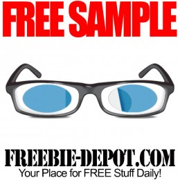 FREE SAMPLE – Transitions Adaptive Eyeglass Lens Decals