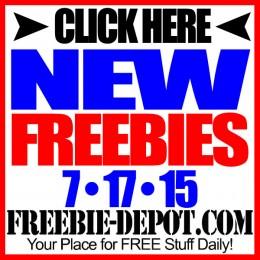 New-Freebies-7-17-15