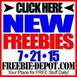 New-Freebies-7-21-15