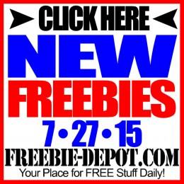 New-Freebies-7-27-15